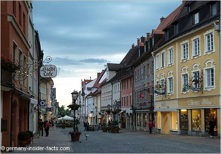 old town fussen