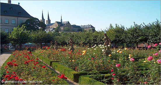 rose garden bamberg