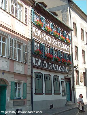 old house in bamberg