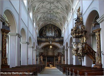 interior of st. michachel chapel