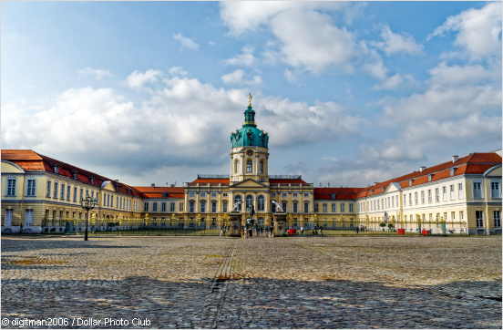 berlin tours charlottenburg palace