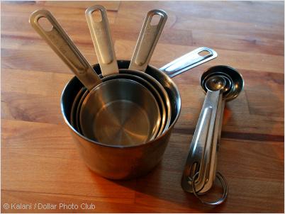 measurement cups
