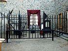 stage at frankenstein castle