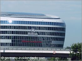 Frankfurt Airport Hotels Hilton