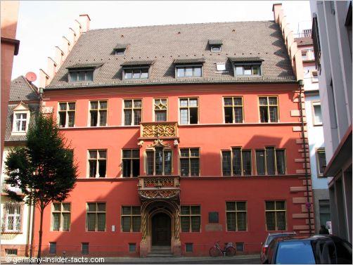 Freiburg Germany Facts Tourist Guide of Freiburg im Breisgau