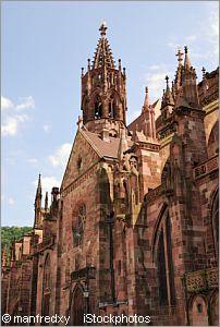 munster in Freiburg