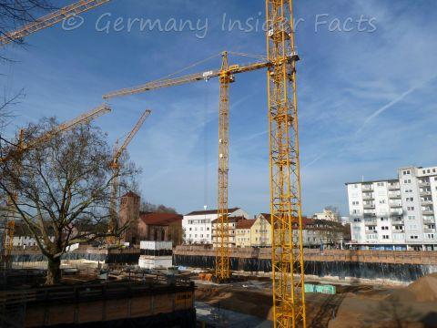 Building lot Hanau Freiheitsplatz 1