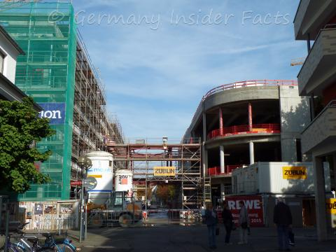 Building lot Hanau Freiheitsplatz