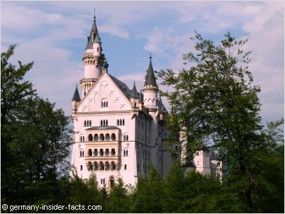 palace of neuschwanstein