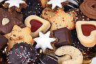 german christmas cookies selection