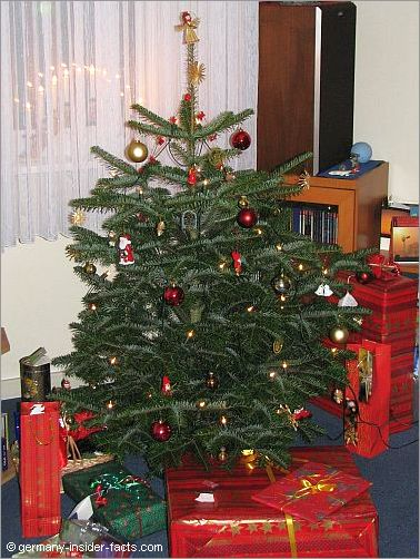 christmas tree - How Does Germany Celebrate Christmas