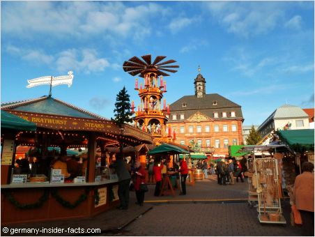 hanau germany christmas market