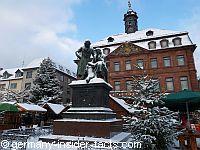 winter scenery