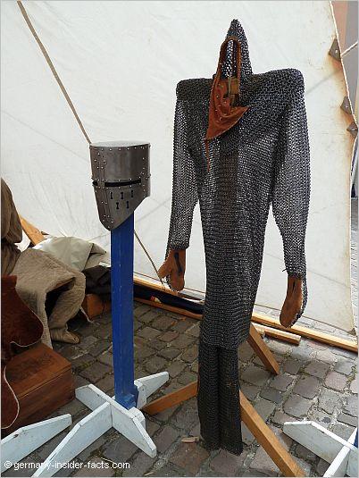 Lamboyfest Hanau knights armour