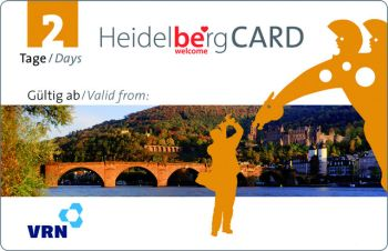 heidelberg discount card