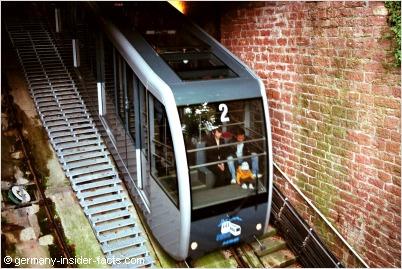 heidelberg funicular railway