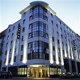 hotels in frankfurt bristol
