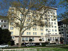 hotels in frankfurt hessischer hof