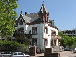hotels in frankfurt hotel am berg