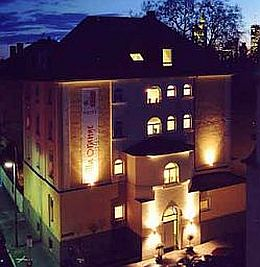 hotels in frankfurt villa orange