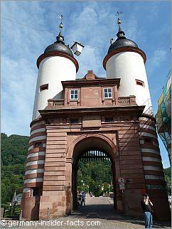 historic gate