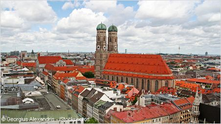 frauenkirche in munich