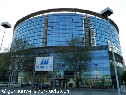 hotels in frankfurt maritim