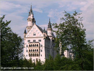 neuschwanstein palace