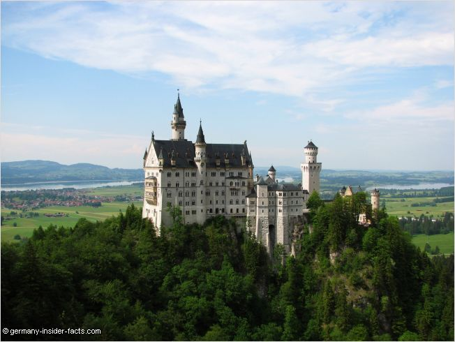 image of neuschwanstein castle