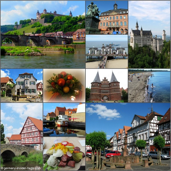 Subscribe to the Germany Facts newsletter for recipes, stories and travel information about Germany.