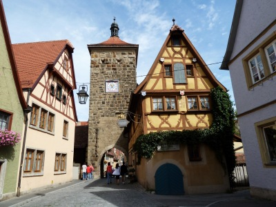 medieval sieberstor