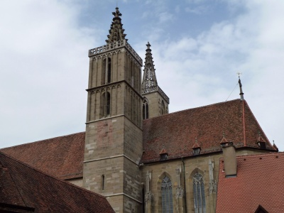jakobskirche rothenburg