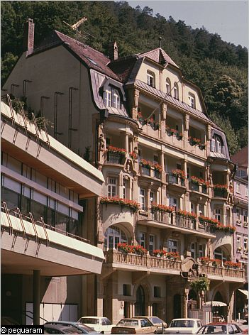 bad wildbad in the northern black forest