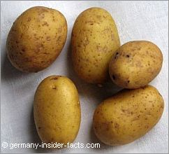 potatoes in their jacket