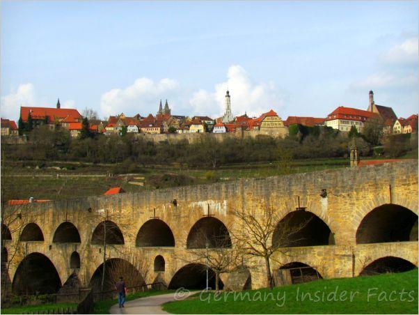 double stone bridge