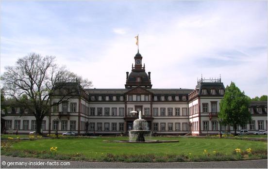 schloss philippsruhe castle