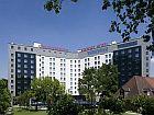 modern hotel building