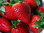 colourful strawberries
