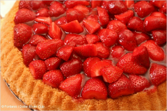 German Strawberry Tart Recipe, this Fruit Tart is the best Obstkuchen