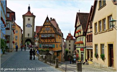 Tourist Attractions in Germany Romantic Road Facts Tours Tips