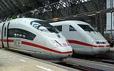 2 ice trains