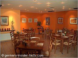 germany restaurant