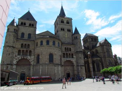 cathedral in trier