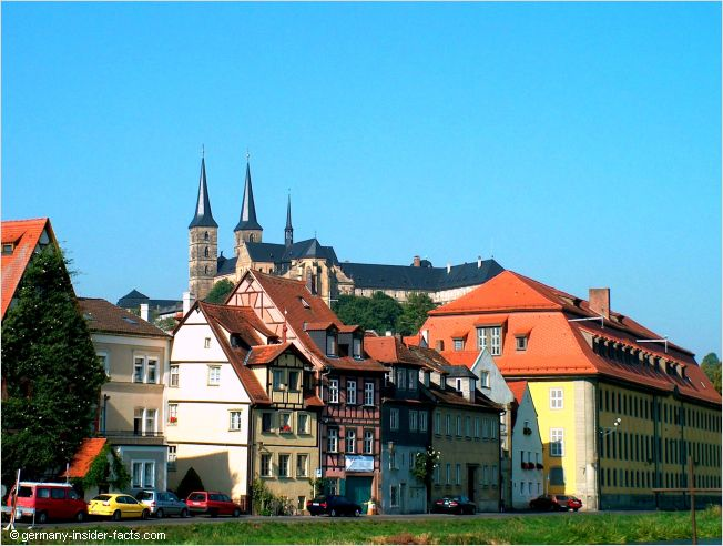 monastery michaelsberg