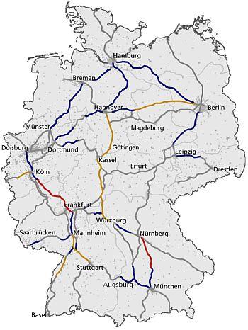 IntercityExpress network