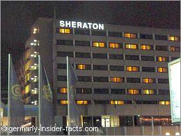 frankfurt airport hotels sheraton