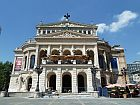 old opera in frankfurt