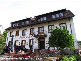 german hotels freiämter hof black forest