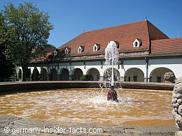 sprudelhof bath in bad nauheim