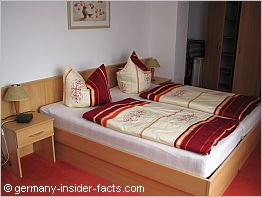 german hotels bedroom
